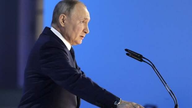Путин сообщил о положительном влиянии дополнительных выходных на ситуацию с COVID-19