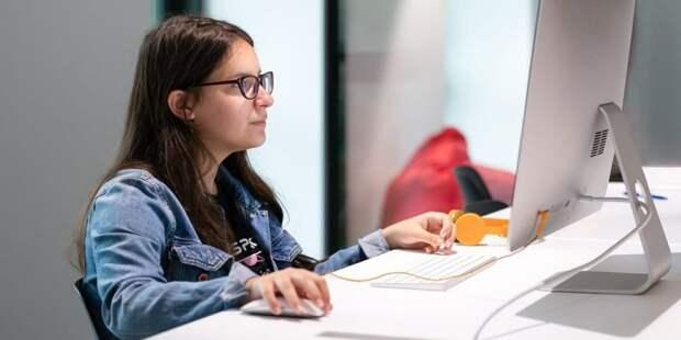 BCG: Москва– среди лидеров по уровню развития цифровой культуры в школе. Фото: М. Мишин mos.ru