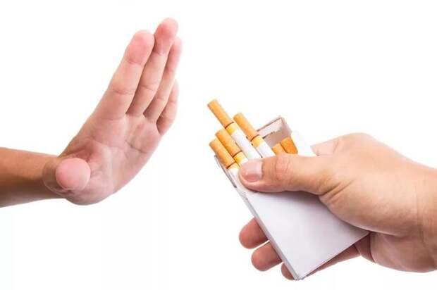 1. Отказ от вредных привычек