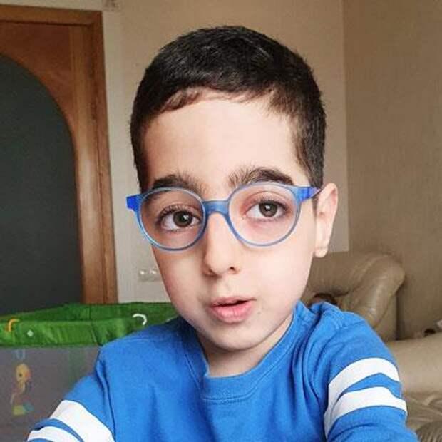 Сережа Симонян, 7 лет, редкое генетическое заболевание – остеопетроз, требуется обследование и анализы в медицинском центре Хадасса Медикал (Москва), 57168₽