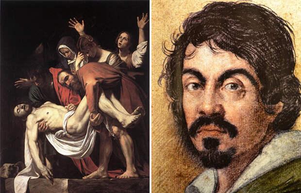 Почему картина «Положение во гроб» стала единственной работой Караваджо, которой восхищались критики