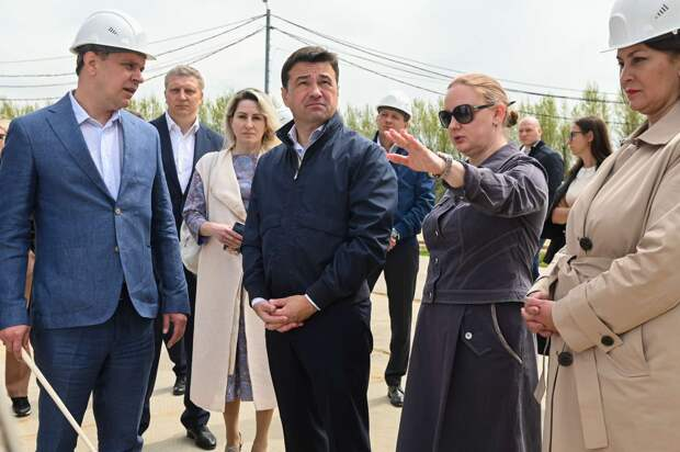 Еще больше рабочих привлекут к достройке ЖК «Лайково» в Одинцове. Дольщики ждут ключи через год