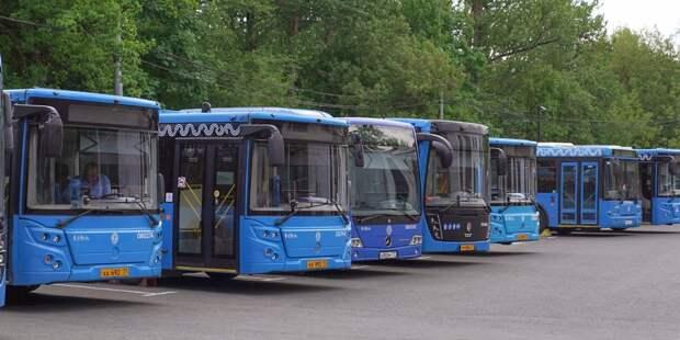В ЮВАО вступили в силу изменения на ряде автобусных маршрутов