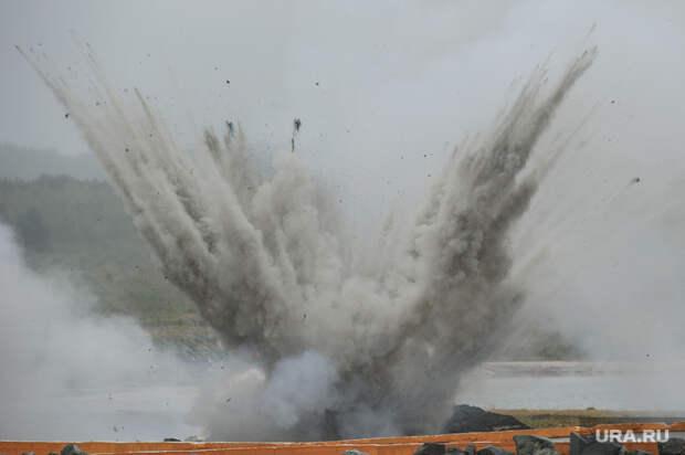 Двое россиян погибли при взрыве боеприпаса времен ВОВ