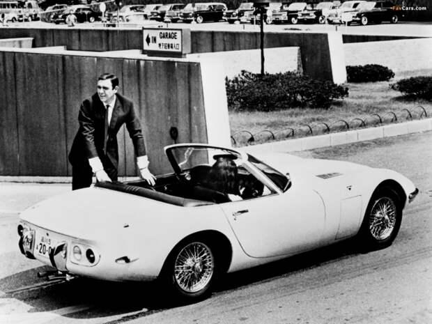 Герой Коннери ездил на лучших машинах.  Фото: classicandsportscar.com.