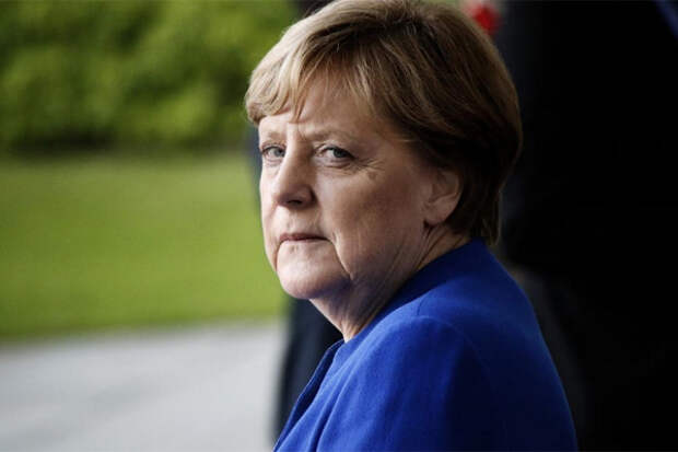 Меркель ФРГ
