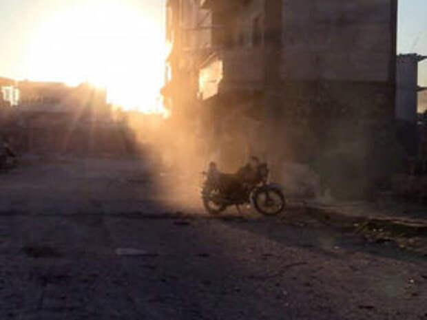 Террористы не выпускают мирных сирийцев из Идлибской зоны деэскалации