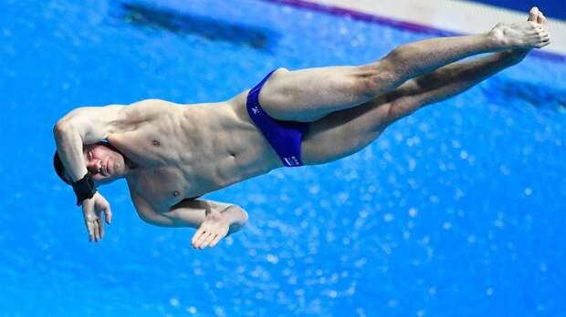 Кузнецов стал чемпионом Европы по прыжкам в воду с 3-метрового трамплина, Шлейхер — второй
