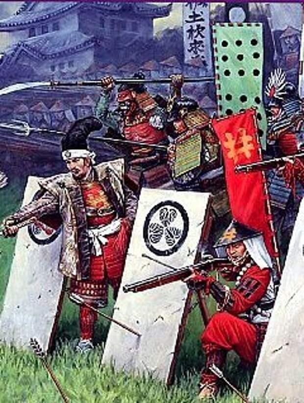 """Почему самураи выбрали двуручные мечи, а не пару """"щит и меч"""""""