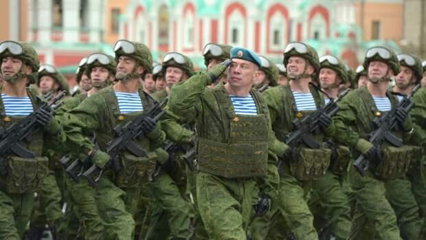 Немцы вступились за Россию после проведения парада Победы в Москве