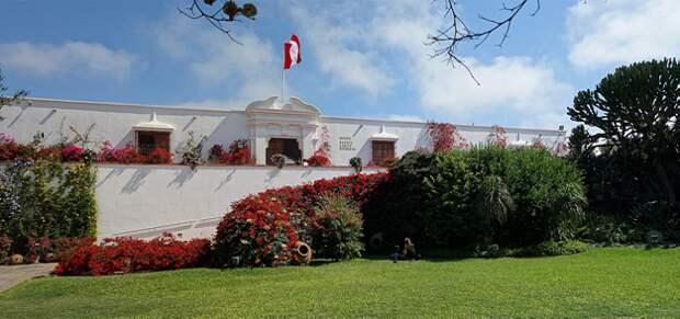 Музей Ларко (Museo Larco) в Лиме, Перу. Автор: Velvet - собственная работа, CC BY-SA 4.0, https://commons.wikimedia.org/w/index.php?curid=69666765