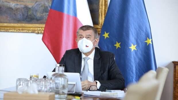 Бабиш намерен призвать участников саммита ЕС проявить солидарность с Чехией