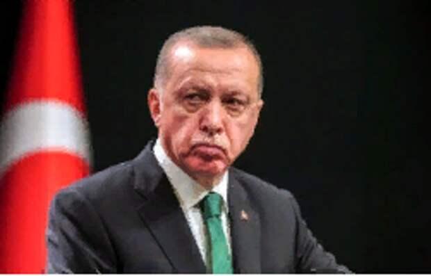 Сирийский капкан Эрдогана