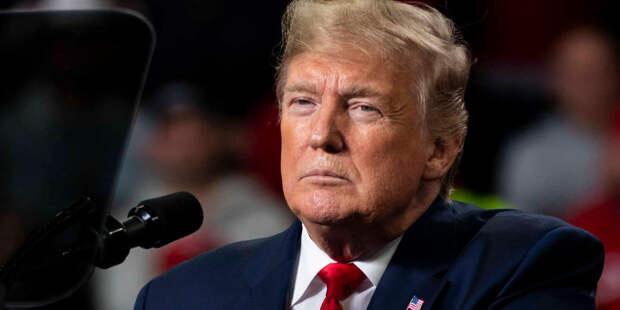 Трампа призвали уйти