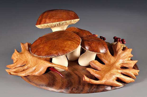 woodstuff25 Невероятные вещи из дерева
