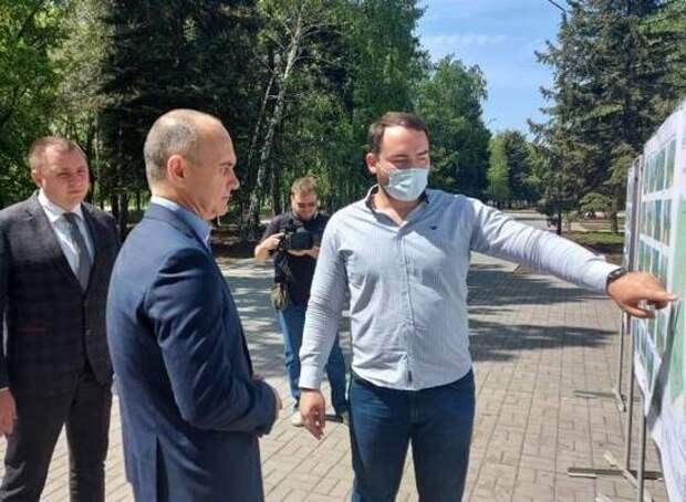 Группа губернаторского контроля посетила Новочеркасск