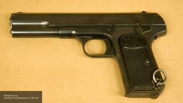Названы пять малоизвестных пистолетов СССР