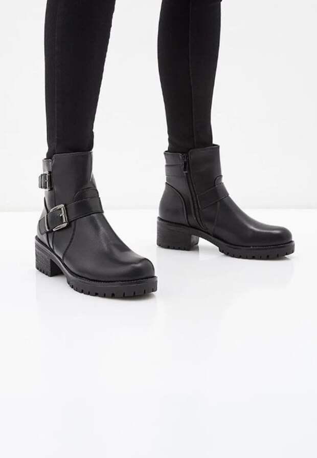 Ботинки, Bellamica, 1 476руб. (Lamoda)
