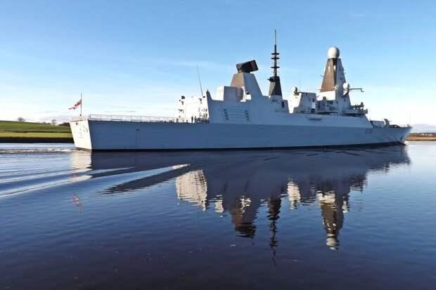 Сатановский: Интересно, что делала бы Англия, если бы её эсминец потопили