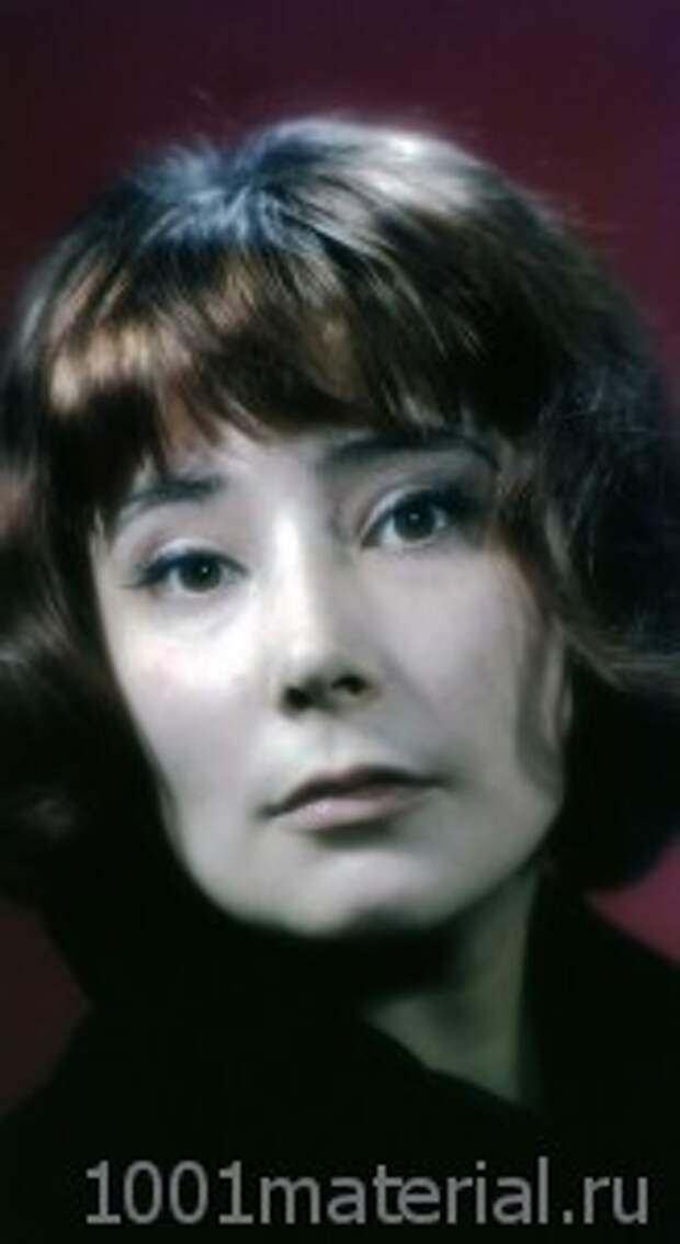 На 81 году жизни скончалась Татьяна Самойлова.