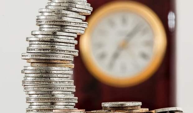 Рубль начал падать поотношению кдоллару иевро