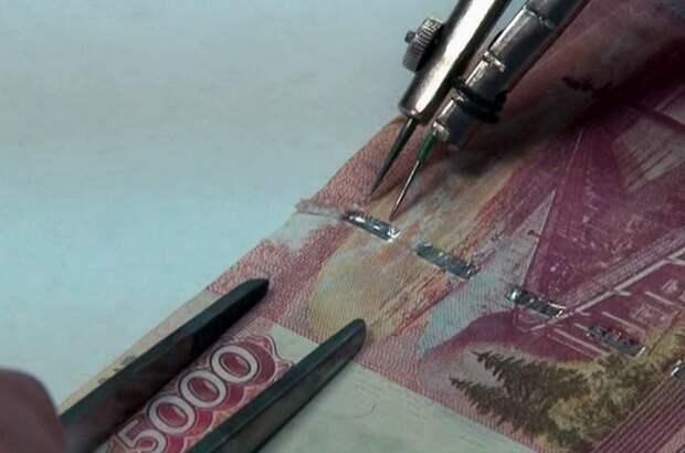 О фальшивых купюрах в Новосибирской области сообщили эксперты