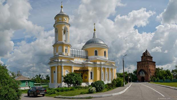 ПУТЕШЕСТВИЯ. Коломна городок - Москвы уголок