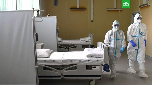 В России выявили 8 554 случая заражения коронавирусом
