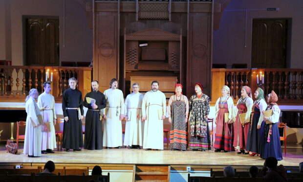 «Сирин»— это супергруппа: вАрхангельске выступил легендарный ансамбль древнерусской музыки