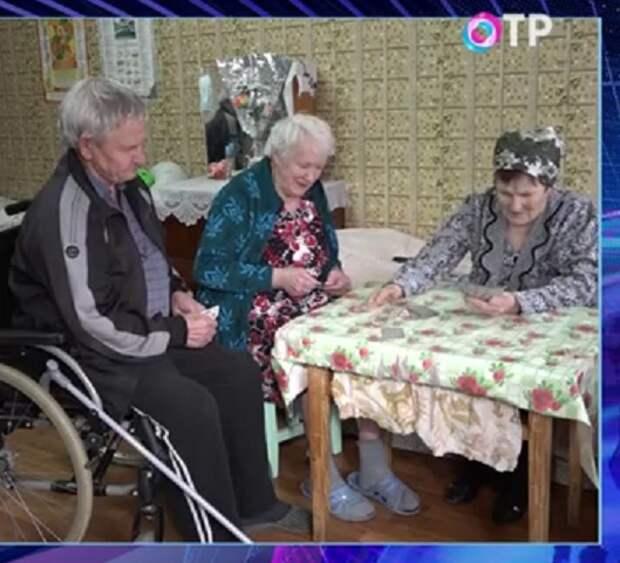 Первые томские пенсионеры переехали в приемные семьи