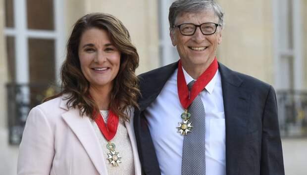Бывшая жена Билла Гейтса после развода получила акции на сумму $3 млрд