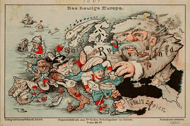 Немцы: Россия еще имеет наглость изображать из себя жертву?