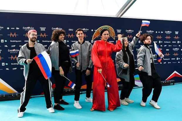 """Первый полуфинал """"Евровидения"""" стартовал в Роттердаме"""