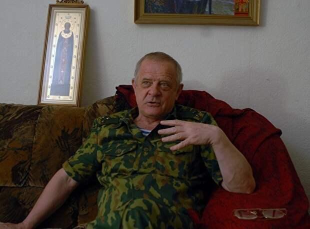 Экс-полковник ГРУ Квачков вышел на свободу и прокомментировал отравление Скрипаля
