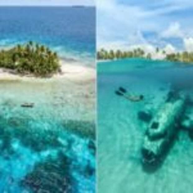 Тропический рай: Микронезия и Маршалловы острова на снимках Роберта Майкла Пула