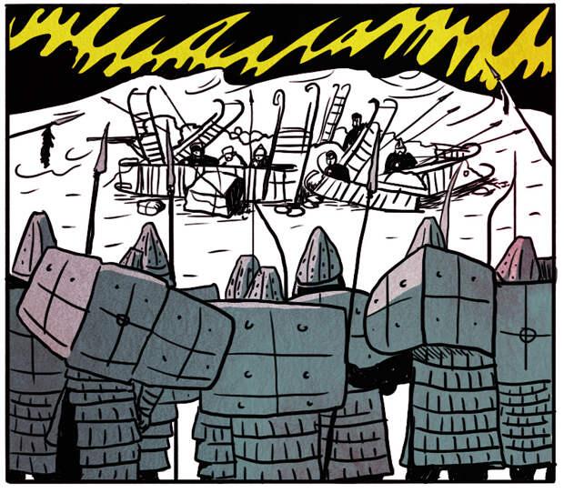 Чукотские войны. В 2-х частях.