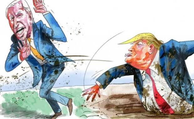 После выборов президента США окажутся награни гражданской войны— эксперт