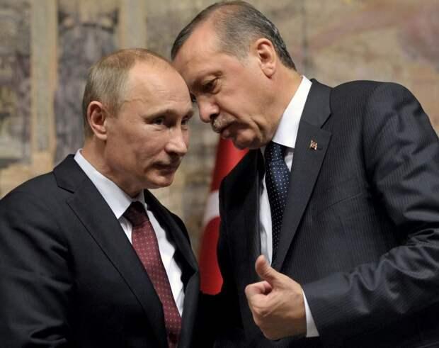 Сатановский: дружить с Эрдоганом…