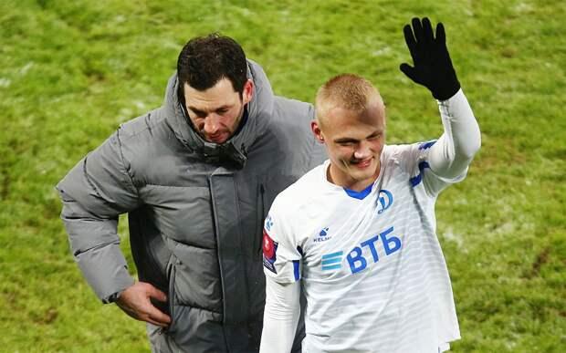 Автор гимна «Динамо» одобрил развитие клуба: «Команда омолаживается, у нее свое лицо. Мне по душе, что я вижу»