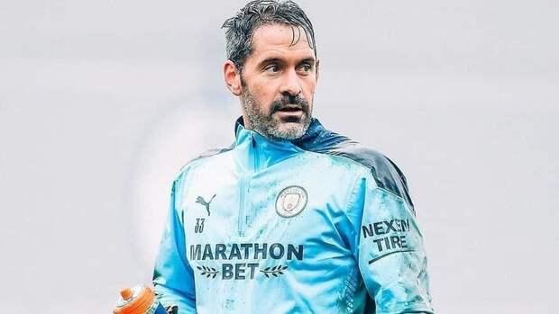 35-летний вратарь «Манчестер Сити» Карсон неуверен, что ему вручат медаль запобеду вАПЛ