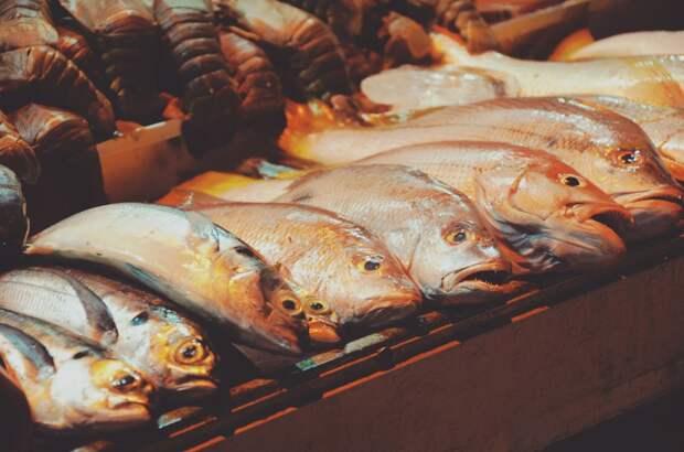 На Центральном рынке в Твери неправильно продавали рыбу