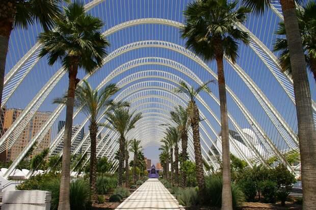В Валенсии измерили углекислородный след туризма