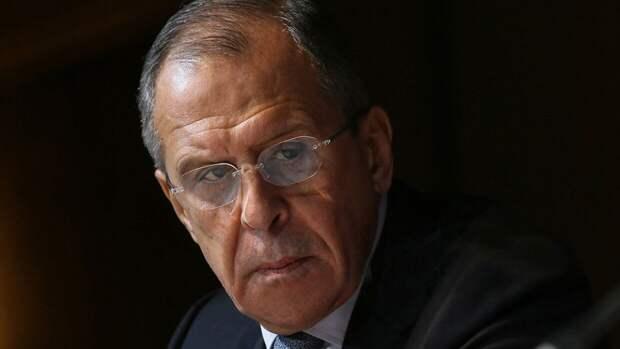 Лавров заявил о готовности Путина говорить о глобальных проблемах с Байденом