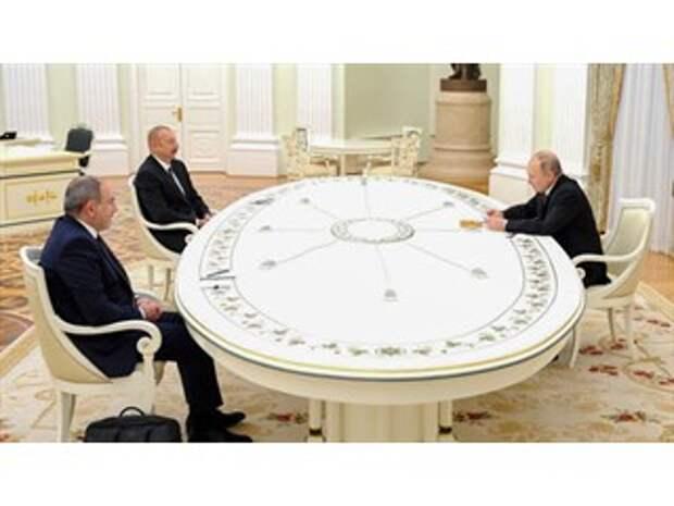 Армению и Азербайджан помирит дорога в Россию
