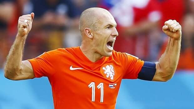 Роббен заявил о готовности сыграть за сборную Нидерландов на Евро-2020, если он получит вызов