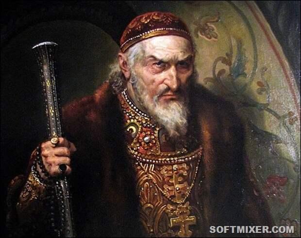 Пир Ивана Грозного