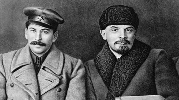 Картинки по запросу ленин сталин