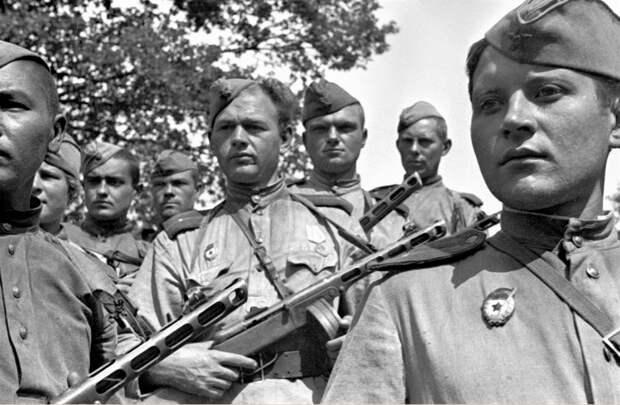 Трибунал - история военного времени