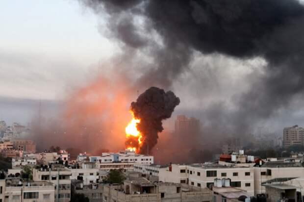 Тезисно по арабско-палестинскому конфликту