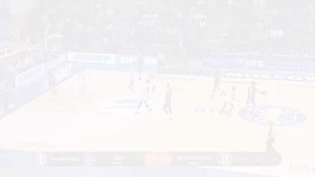Даниэль Хэкетт набрал 22 очка в 3-м матче с «Нижним Новгородом»